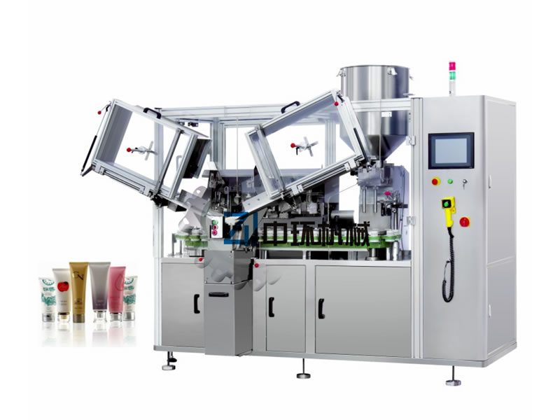ZHDF-160B The Automatic Tube Filling and Sealing Machine