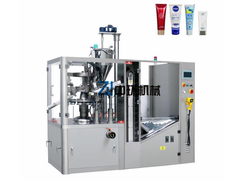 ZHF-100A automatic tube filling and sealing machine